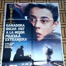 Cinema: EL ASALTO AFICHE DEREK DE LINT MARC VAN UCHELEN 23007. Lote 255079420