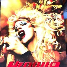 Cinema: HEDWIG AND THE ANGRY INCH POSTER ORIGINAL CINE DOBLE FAZ. Lote 255256715
