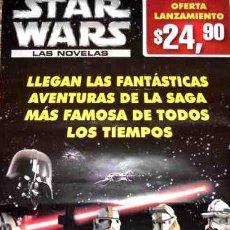 Cine: STAR WARS LAS NOVELAS POSTER AFICHE DE KIOSCO 57 X 77 CM. Lote 255271430