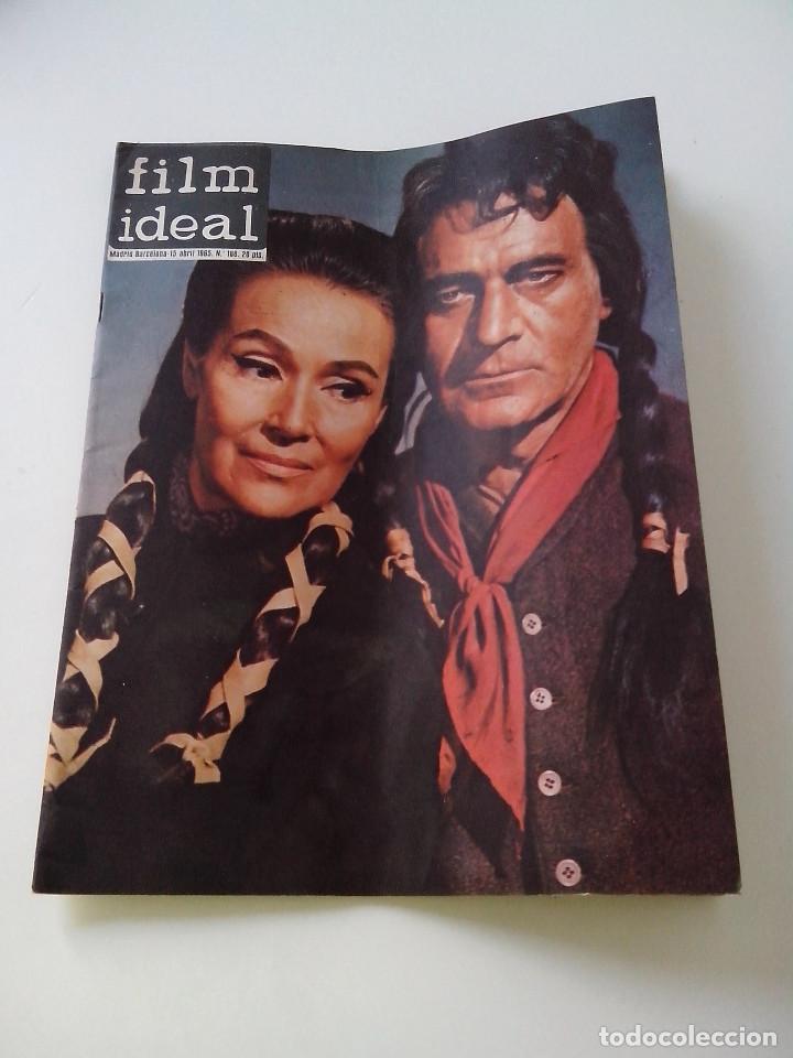 REVISTA DE CINE FILM IDEAL Nº 166 AÑO 1965 JOHN FORD (Cine - Revistas - Film Ideal)
