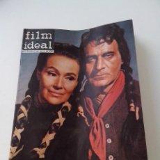 Cine: REVISTA DE CINE FILM IDEAL Nº 166 AÑO 1965 JOHN FORD. Lote 255364950