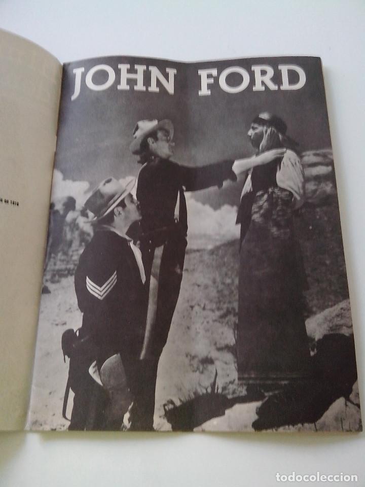 Cine: REVISTA DE CINE FILM IDEAL Nº 166 AÑO 1965 JOHN FORD - Foto 2 - 255364950