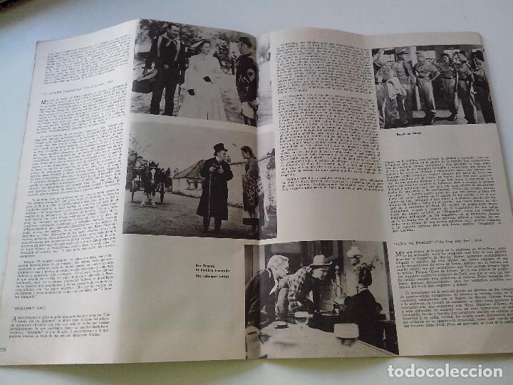 Cine: REVISTA DE CINE FILM IDEAL Nº 166 AÑO 1965 JOHN FORD - Foto 3 - 255364950