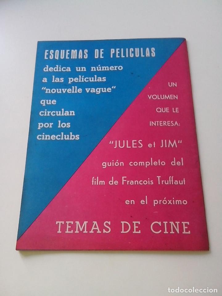 Cine: REVISTA DE CINE FILM IDEAL Nº 167 AÑO 1965 PASOLINI FRANKENHEIMER - Foto 4 - 255366565