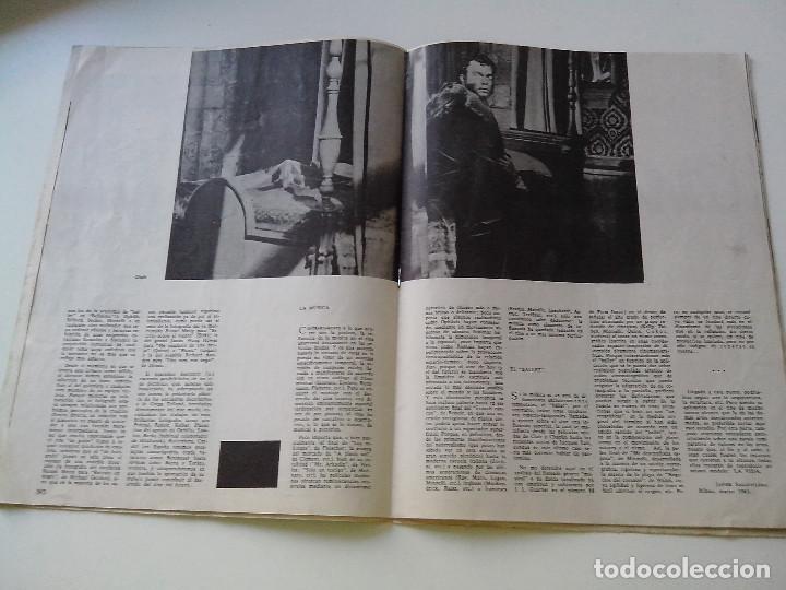 Cine: REVISTA DE CINE FILM IDEAL Nº 122 AÑO 1963 OJO CON LA PORTADA - Foto 2 - 255371430