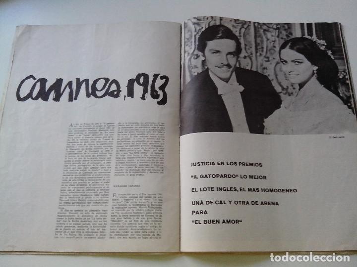 Cine: REVISTA DE CINE FILM IDEAL Nº 122 AÑO 1963 OJO CON LA PORTADA - Foto 3 - 255371430