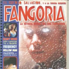 Cine: REVISTA FANGORIA Nº2. Lote 255380450