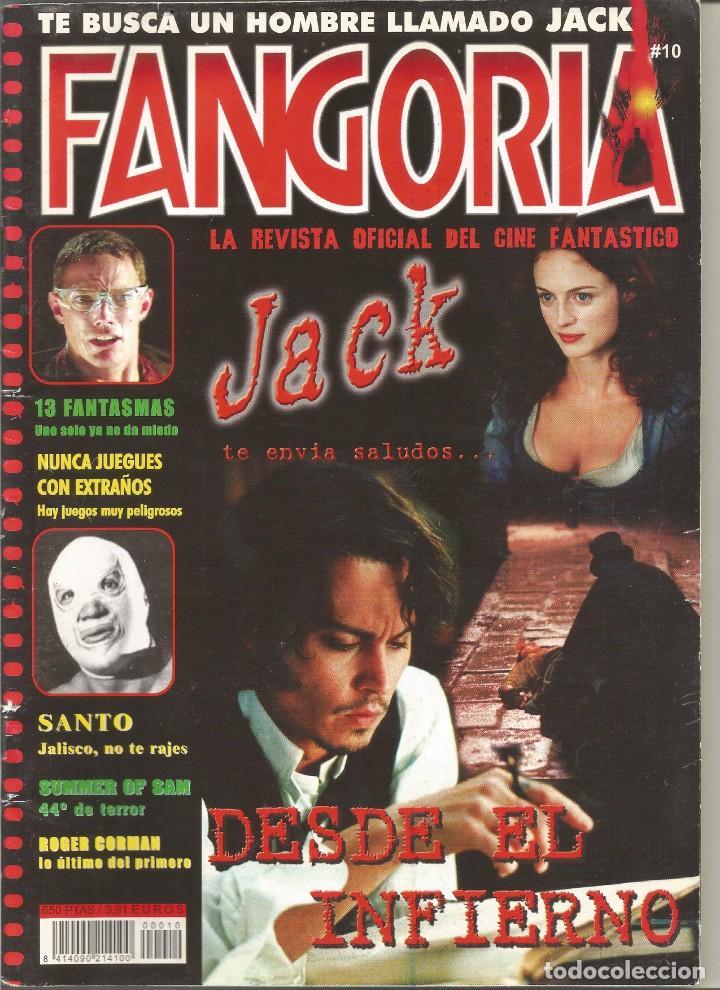 REVISTA FANGORIA Nº10 (Cine - Revistas - Fangoria)