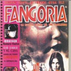 Cine: REVISTA FANGORIA Nº6. Lote 255380770