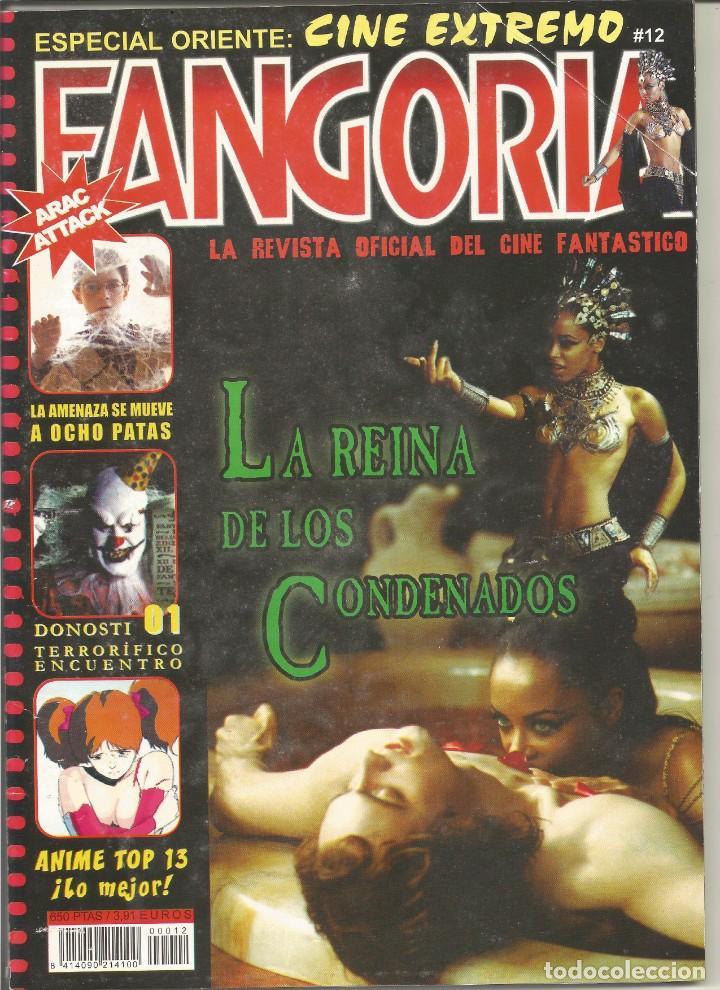 REVISTA FANGORIA Nº112 (Cine - Revistas - Fangoria)