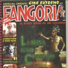 Cine: REVISTA FANGORIA Nº112. Lote 255380880