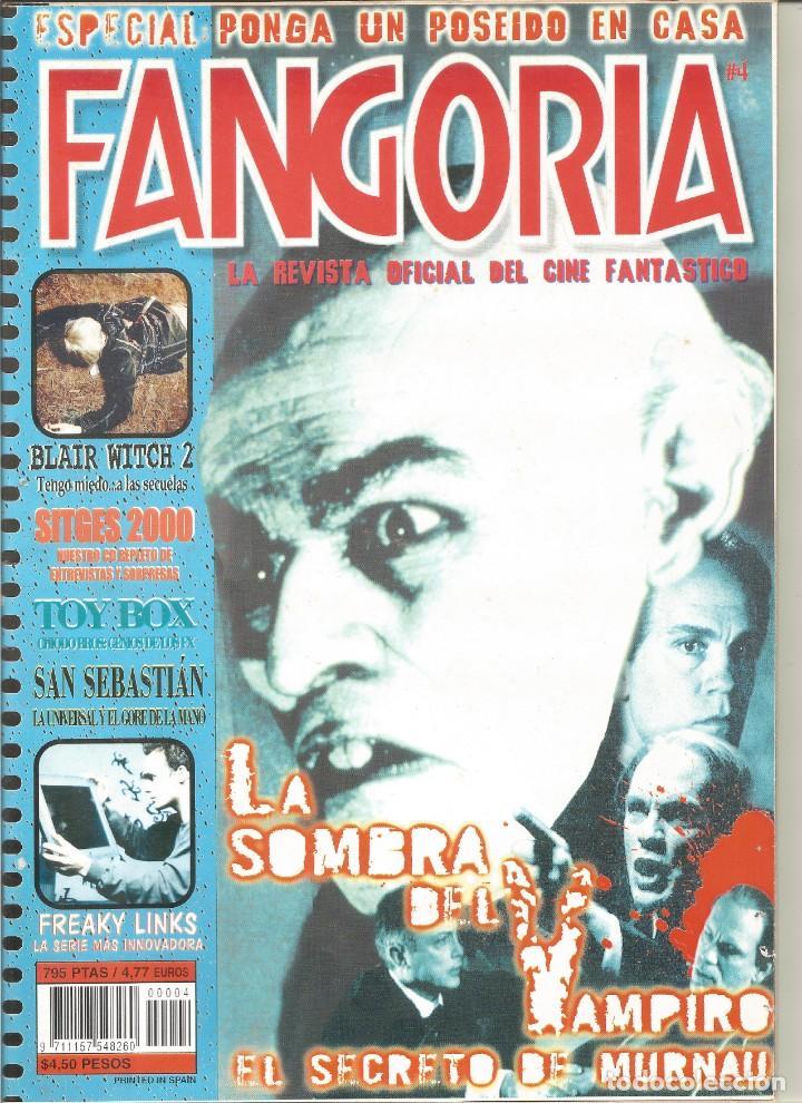 REVISTA FANGORIA N4 (Cine - Revistas - Fangoria)