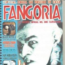Cine: REVISTA FANGORIA N4. Lote 255380960