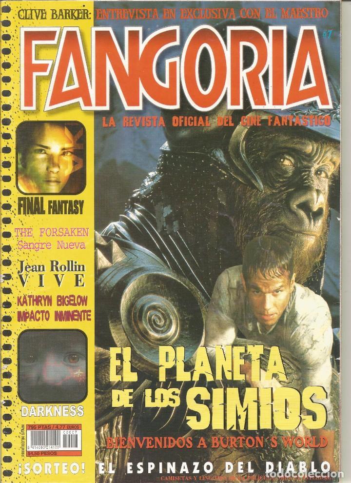 REVISTA FANGORIA Nº7 (Cine - Revistas - Fangoria)