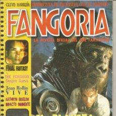 Cine: REVISTA FANGORIA Nº7. Lote 255381030