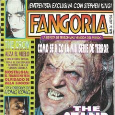 Cine: REVISTA FANGORIA Nº34. Lote 255381105