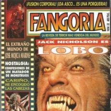 Cine: REVISTA FANGORIA Nº32. Lote 255381190