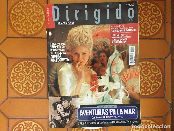 REVISTA DIRIGIDO POR. 357. JUNIO 2006. (Cine - Revistas - Dirigido por)