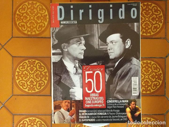 DIRIGIDO POR 348. SEPTIEMBRE 2005. (Cine - Revistas - Dirigido por)