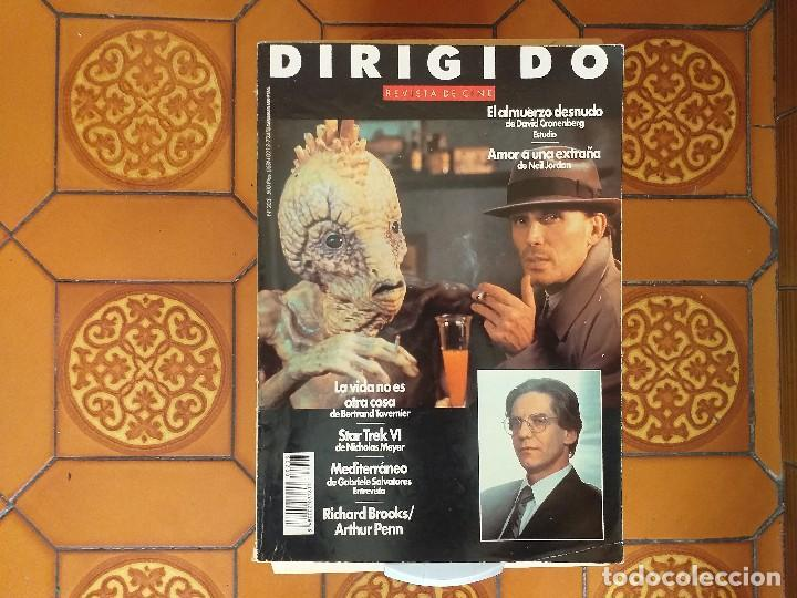 DIRIGIDO POR. 203, JUNIO 1992 (Cine - Revistas - Dirigido por)