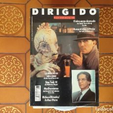 Cine: DIRIGIDO POR. 203, JUNIO 1992. Lote 255389985