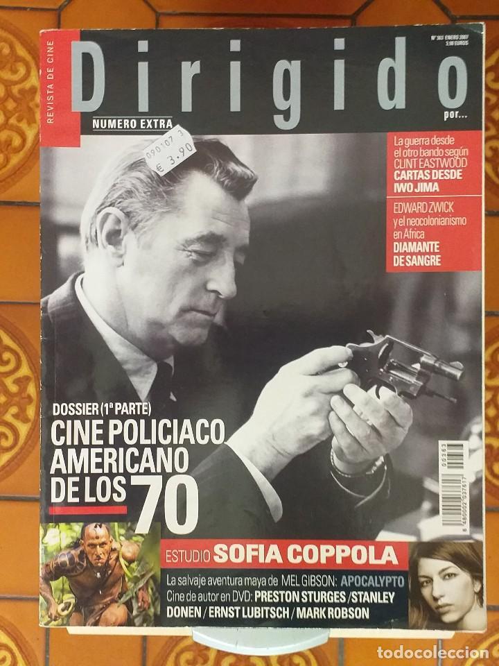DIRIGIDO POR 363. ENERO 2007. (Cine - Revistas - Dirigido por)