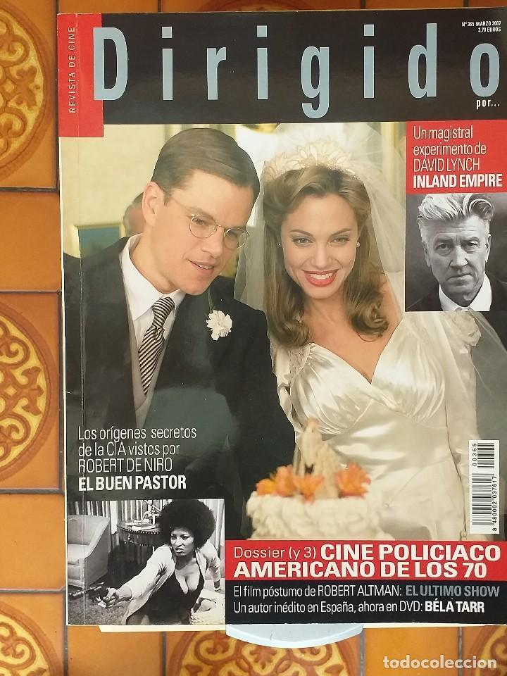 DIRIGIDO POR 365. MARZO 2007. (Cine - Revistas - Dirigido por)