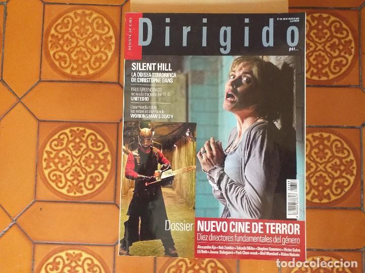 DIRIGIDO POR 358. JULIO-AGOSTO 2006. (Cine - Revistas - Dirigido por)