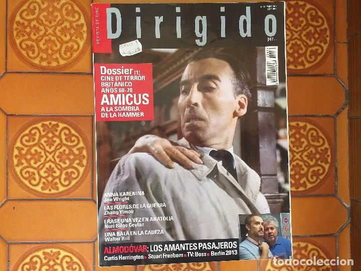 DIRIGIDO POR. 431, MARZO 2013. (Cine - Revistas - Dirigido por)