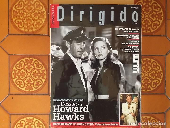 DIRIGIDO POR 433. MAYO 2013 (Cine - Revistas - Dirigido por)