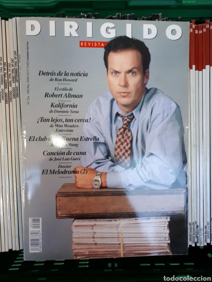 Cine: REVISTAS DE CINE DIRIGIDO POR AÑOS 94 AL 2007. - Foto 4 - 255427595
