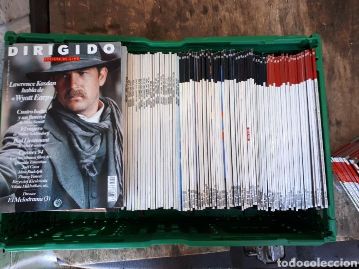 REVISTAS DE CINE DIRIGIDO POR AÑOS 94 AL 2007. (Cine - Revistas - Dirigido por)