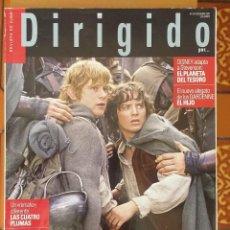 Cine: DIRIGIDO POR 318. DICIEMBRE 2002.. Lote 255507940