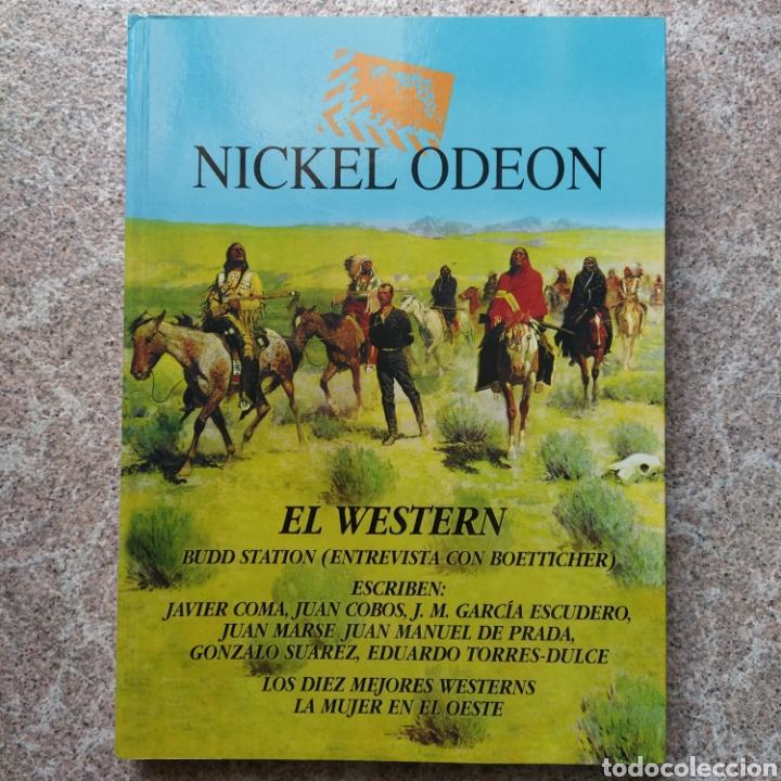 NICKEL ODEON ESPECIAL EL WESTERN (Cine - Revistas - Nickel Odeon)