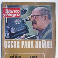 Cine: MARISOL, BEATLES. LUIS BUÑUEL. REVISTA BLANCO Y NEGRO, DE 1973.. Lote 257341270