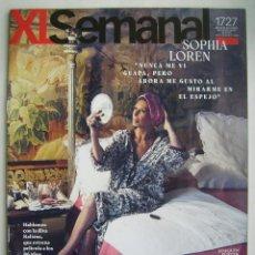 Cine: SOFÍA LOREN. REVISTA SEMANAL, DE 2020.. Lote 257341965