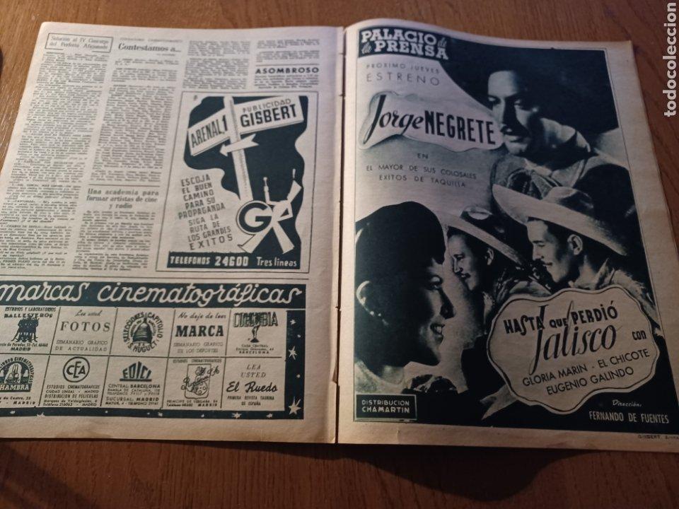 Cine: REVISTA PRIMER PLANO N° 330 .9 FEBRERO 1947. - Foto 6 - 257346330