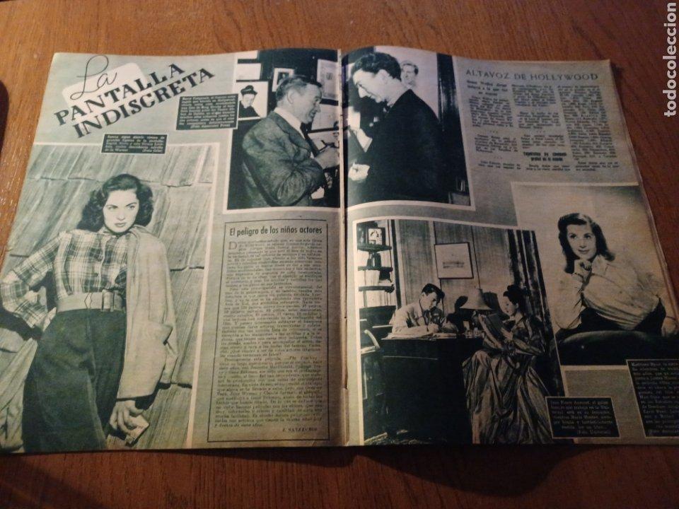 Cine: REVISTA PRIMER PLANO N° 330 .9 FEBRERO 1947. - Foto 5 - 257346330