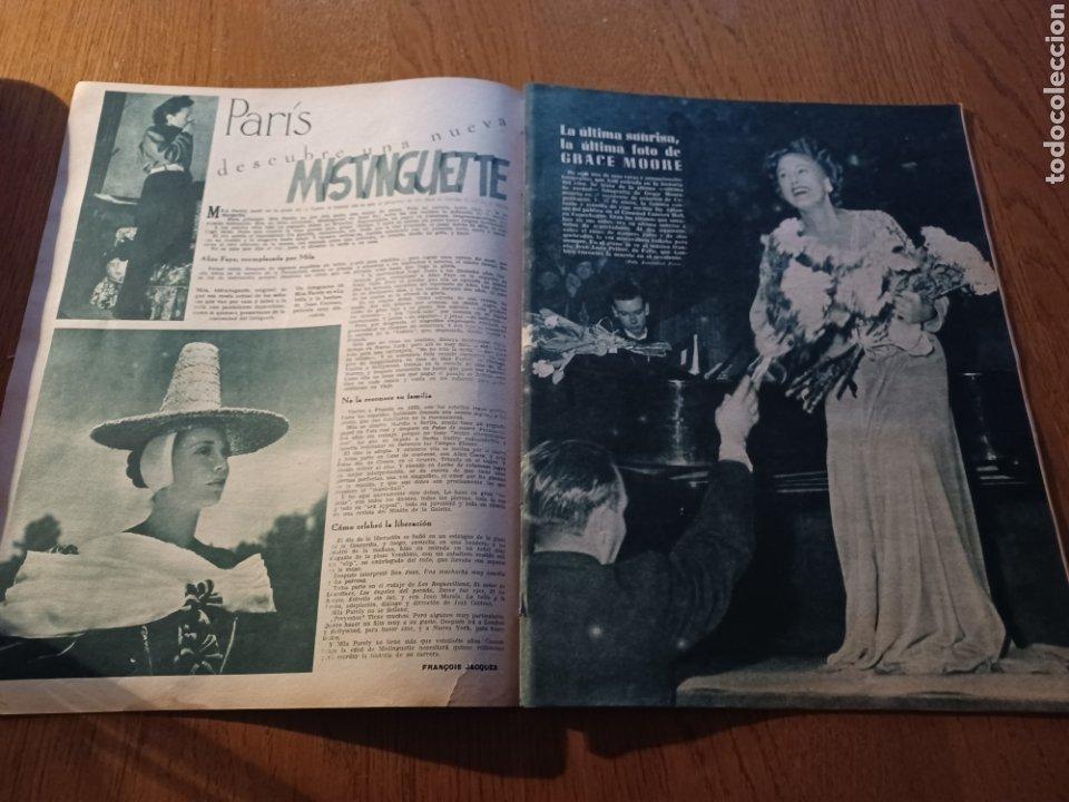 Cine: REVISTA PRIMER PLANO N° 330 .9 FEBRERO 1947. - Foto 4 - 257346330