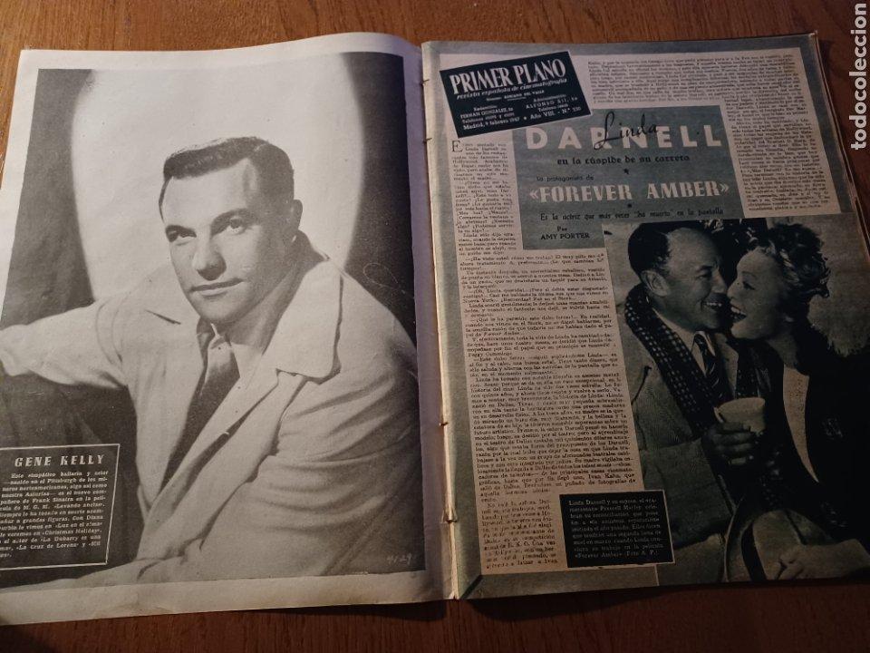 Cine: REVISTA PRIMER PLANO N° 330 .9 FEBRERO 1947. - Foto 2 - 257346330