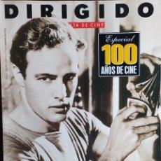 Cine: MAGAZINE DIRIGIDO 237 - MARLON BRANDO - SAM RAINI - BATMAN. Lote 257423595