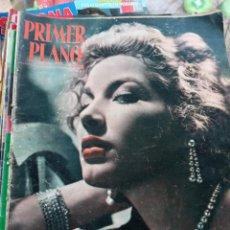 Cinéma: REVISTA PRIMER PLANO. AÑO 1954. COSSETA GRECO, BRANDO, DE SICA, FAUSTO TOZZI, ANA MARISCAL. Lote 257452190