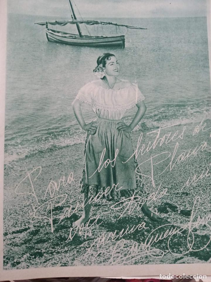 Cine: REVISTA PRIMER PLANO. AÑO 1951. DIANA DURBIN, CARMEN SEVILLA, LUIS MARIANO, EUGENIO IGLESIAS, LUIS M - Foto 4 - 257682280