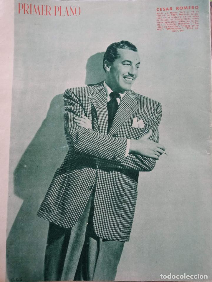Cine: REVISTA PRIMER PLANO. AÑO 1951. DIANA DURBIN, CARMEN SEVILLA, LUIS MARIANO, EUGENIO IGLESIAS, LUIS M - Foto 5 - 257682280