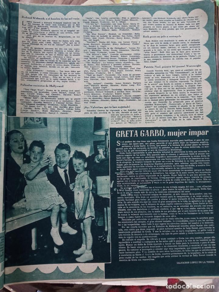 Cine: REVISTA PRIMER PLANO. AÑO 1950. PAQUITA RICO, FRED ASTAIRE VERA ALLEN, TEATRO APOLO, GARY COOPER, - Foto 4 - 257684410
