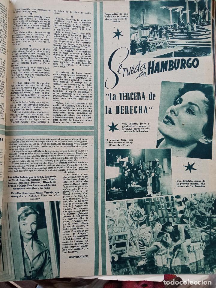 Cine: REVISTA PRIMER PLANO. AÑO 1950. PAQUITA RICO, FRED ASTAIRE VERA ALLEN, TEATRO APOLO, GARY COOPER, - Foto 5 - 257684410
