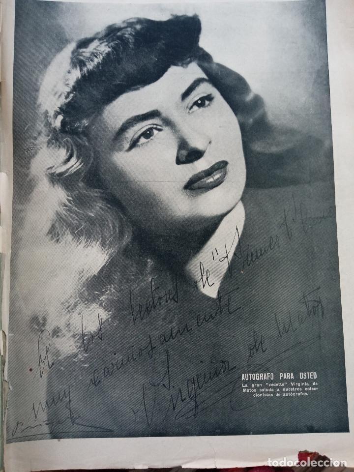 Cine: REVISTA PRIMER PLANO. AÑO 1950. PAQUITA RICO, FRED ASTAIRE VERA ALLEN, TEATRO APOLO, GARY COOPER, - Foto 6 - 257684410