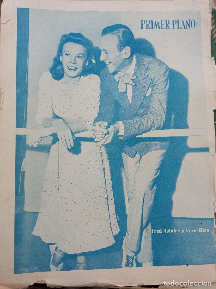 Cine: REVISTA PRIMER PLANO. AÑO 1950. PAQUITA RICO, FRED ASTAIRE VERA ALLEN, TEATRO APOLO, GARY COOPER, - Foto 7 - 257684410