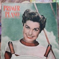 Cine: REVISTA PRIMER PLANO. AÑO 1951. ESTHER WILLIAMS, HUMPHREY BOGART, LUIS MARIANO, C. SEVILLA, F. LAMAS. Lote 257685260