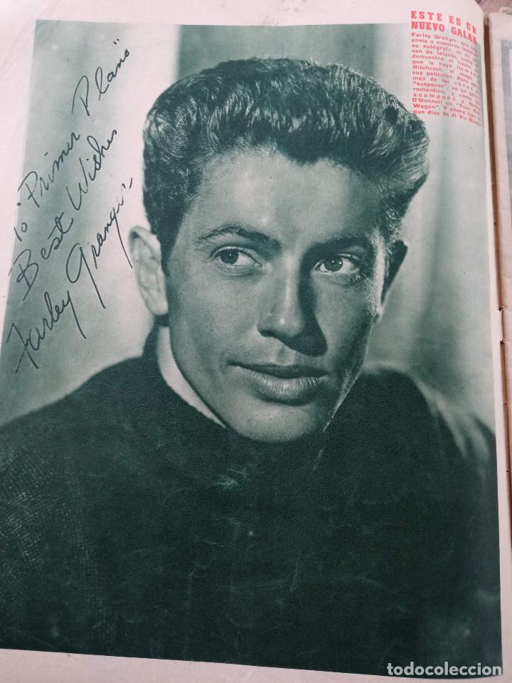 Cine: REVISTA PRIMER PLANO. AÑO 1951. ESTHER WILLIAMS, HUMPHREY BOGART, LUIS MARIANO, C. SEVILLA, F. LAMAS - Foto 3 - 257685260